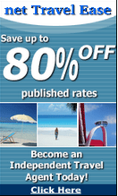 Travel agents receive HUGE trave discount! Becoming a travel agent is quick and easy!