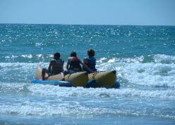 Banana Boat and other FUN things to do in Rocky Point