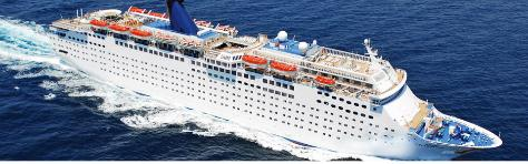 Bahamas Cruise and Stay Ship Details