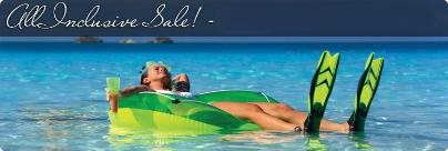 All inclusive Cruise Vacation Package