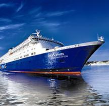 Bahamas cruise ship
