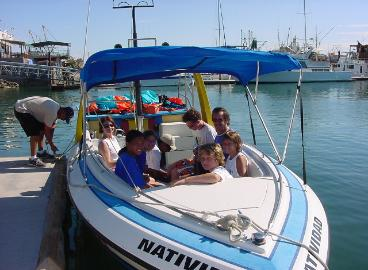 Jet Ski  Boat Charter in Puerto Penasco Mexico (Rocky Point)