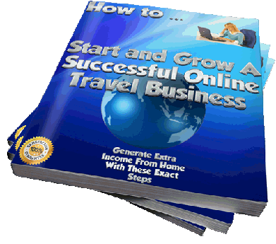 start and grow a successful online travel business e book