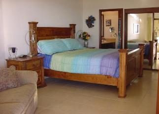King bed in Master! Sonoran Sun SW 208