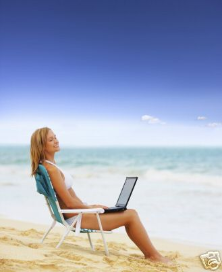 Working on Vacation? start your own travel agency business